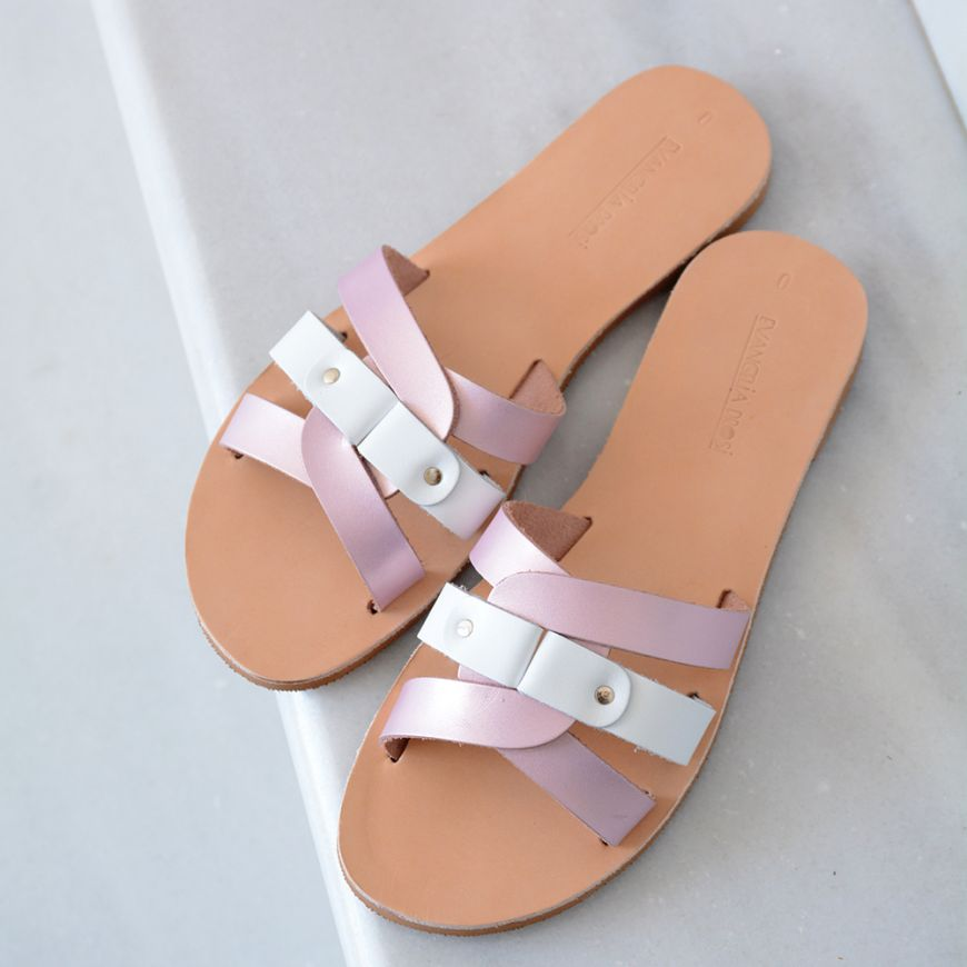 PINK BLISS SANDALS