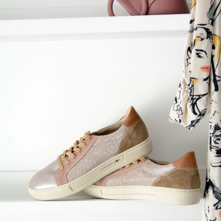EARTH COLORS SNEAKERS