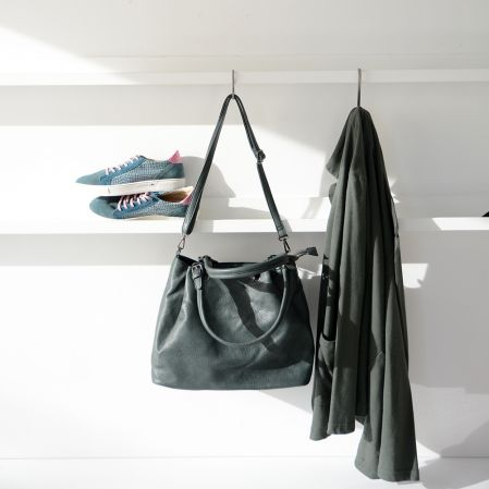 TWO COLORS BAG