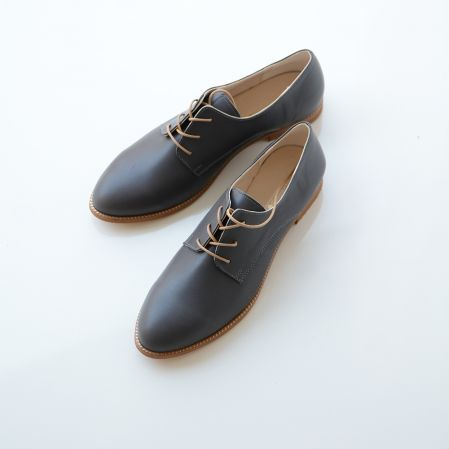 DARK GREY OXFORD